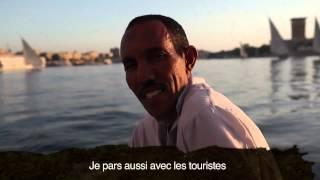 Tourisme Égypte Maître Felouquier   Assouan  Égypte1080p H 264 AAC