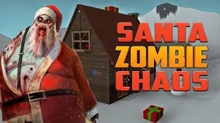 Video SANTA ZOMBIE CHAOS ZOMBIES MAP (L4D2 Zombie Game) MP3, 3GP, MP4, WEBM, AVI, FLV September 2019