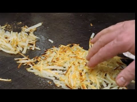How to Grill and Fry Hash Browns | It's Only Food w/Chef John Politte