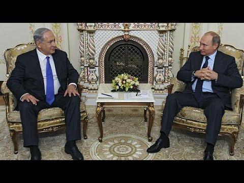 Επιχείρηση κατευνασμού Νετανιάχου από τον Πούτιν