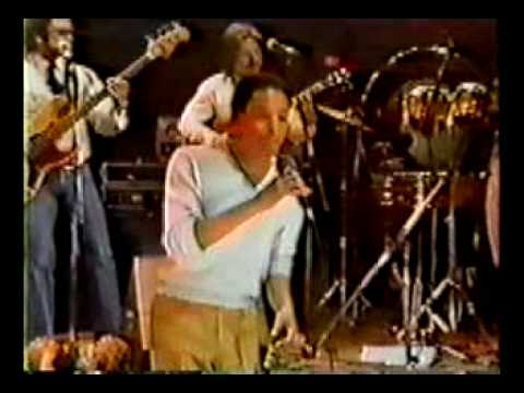 Al Jarreau Live With Jerry Hey - We're In This Love Together
