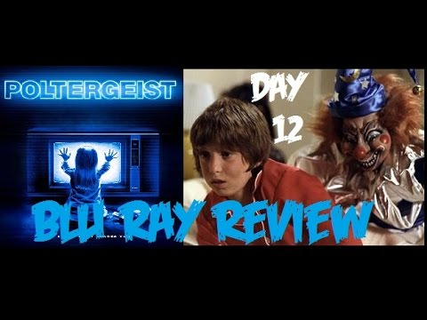 Poltergeist Blu Ray Review 1982 Day 12 Of The 31 Days Of Halloween