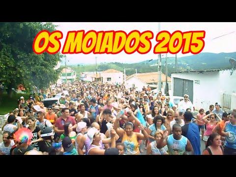 Carnaval de Nazaré Paulista 2015 - Bloco Os Moiados