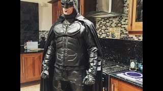 Simply Superheroes brings your favourite hero right to your door.  Scared of those pesky clowns?  Don't you worry, Chad Sunderland AKA Batman, has got you covered!