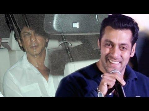 SRK Is Fine Concentrate On Jai Ho : Salman Khan
