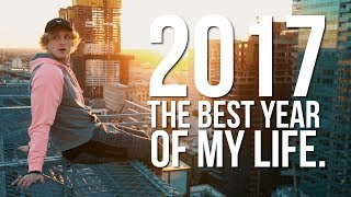 Video LOGAN PAUL - WHY 2017 WAS THE BEST YEAR OF MY LIFE. MP3, 3GP, MP4, WEBM, AVI, FLV Februari 2018