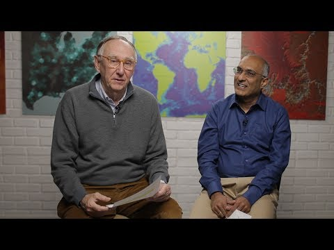 Esri's Open Vision | A Conversation With Jack Dangermond And Satish Sankaran