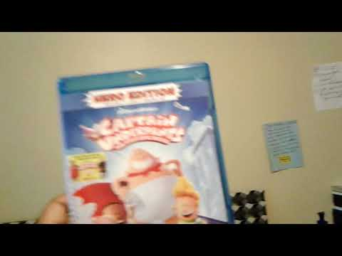 Captain Underpants: The First Epic Movie - Hero Edition Blu-Ray / Cape Unboxing