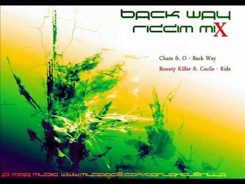 Back Way Riddim Mix [Apr 2012] [Cashflow - Madhouse Records]