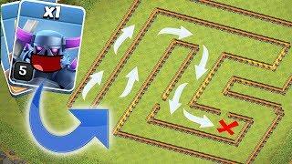 Video Money maze base!! | Clash of clans | Troll maze!! MP3, 3GP, MP4, WEBM, AVI, FLV September 2017
