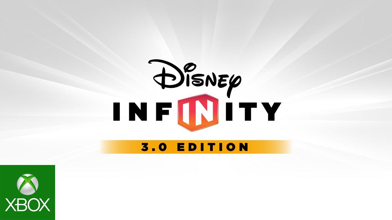 Disney Infinity 3.0 Edition Announcement Trailer
