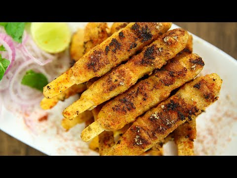 How To Make Soya Chaap | Dhaba Style Soya Chaap Tikka Recipe | Recipe by Varun Inamdar