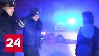 Непогода  в Оренбуржье: 120 водителей и пассажиров переночевали в пунктах обогрева