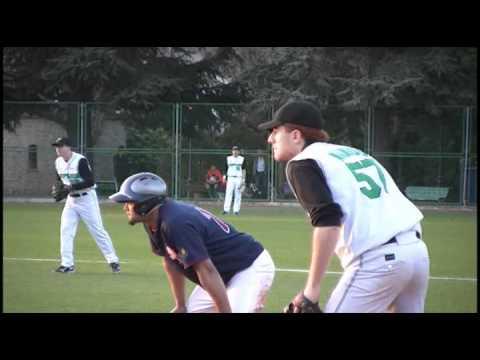Beisbol Navarra vs Pamplona 24/03/12