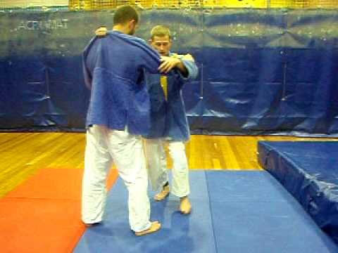 Osoto Gari from Matt D'Aquino