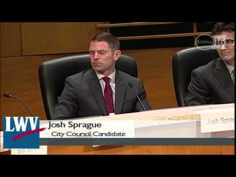 City Council - 2014 Edina City Council Candidate Forum.