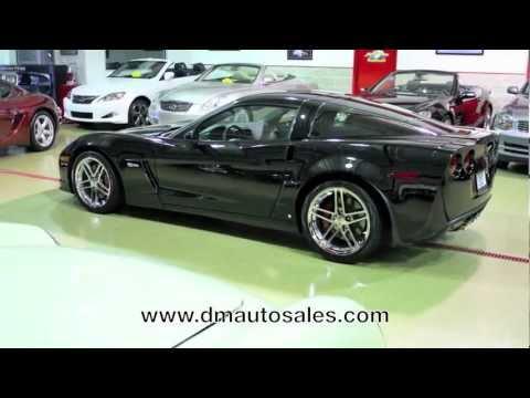 Chevrolet Corvette Z06–D&M Motorsports