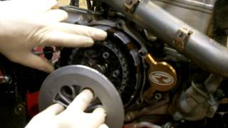 9. Changing a Clutch on your ATV or Dirtbike