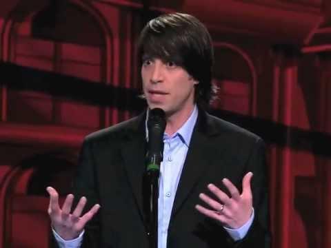 Perry Perlmutar – Winnipeg Comedy Festival 2012 – LC