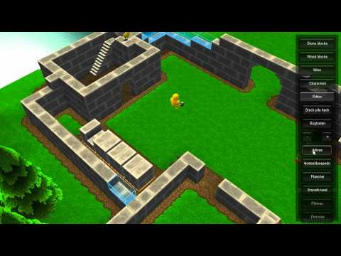 Castle Story Is Minecraft Meets RTS
