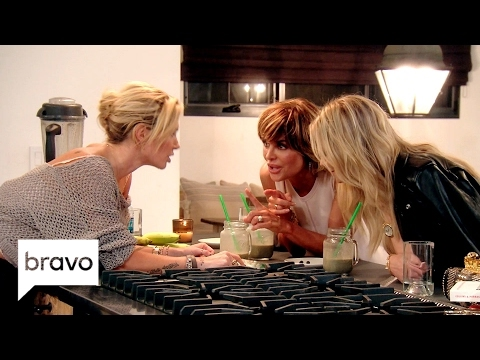 RHOBH: Aloe Water And Xanax Smoothies (Season 7, Episode 8) | Bravo