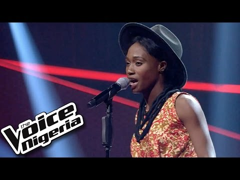 Linda 1nneka sings 'Be My Man' / Blind Auditions / The Voice Nigeria 2016