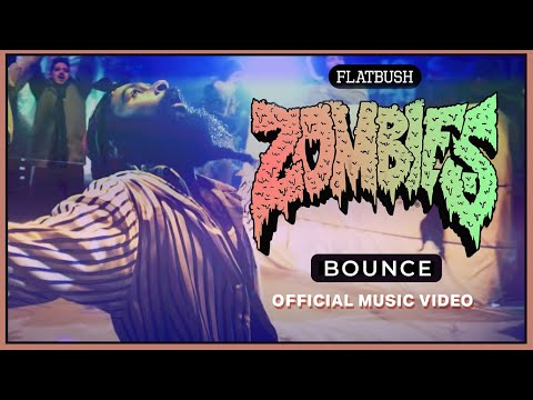 Flatbush Zombies - BOUNCE (2016)