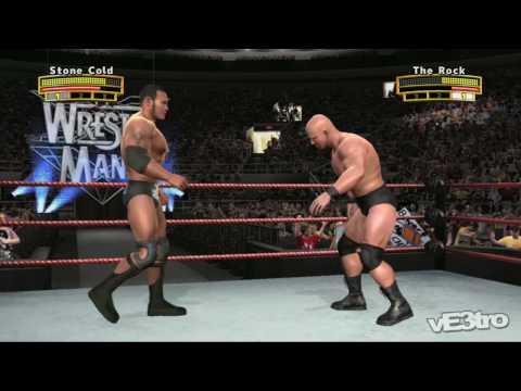 wwe legends of wrestlemania xbox 360 youtube