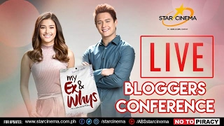 Nonton  Full   My Ex And Whys  Bloggers Conference Film Subtitle Indonesia Streaming Movie Download