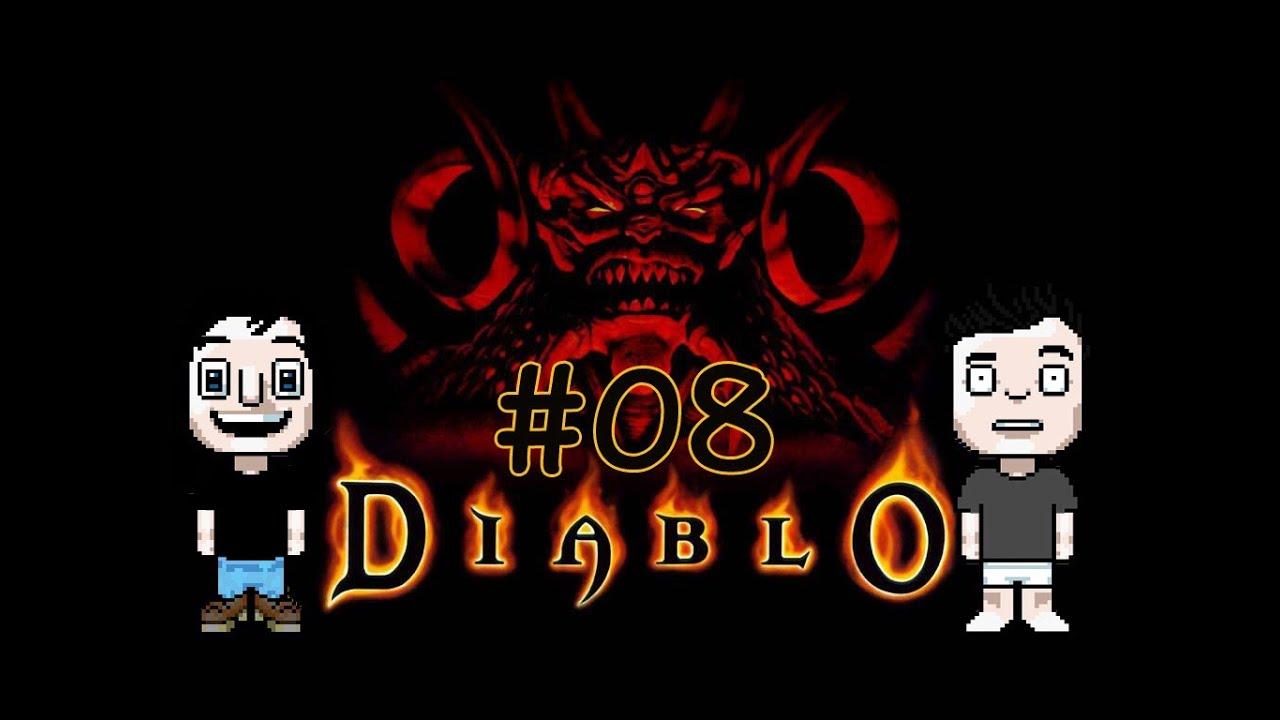 Let's Play: Diablo [PS1] – #08 – Auf Ebene 5