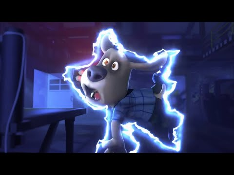 Ben's Digital Detox - Talking Tom and Friends | Season 4 Episode 4