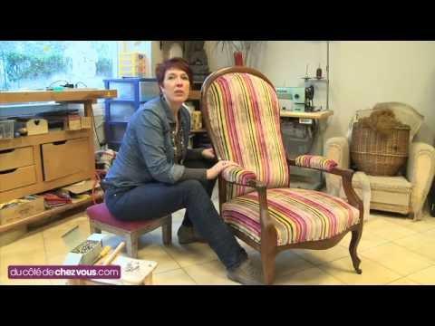 Comment nettoyer assise chaise tissu la r ponse est sur - Comment nettoyer un fauteuil en tissu ...