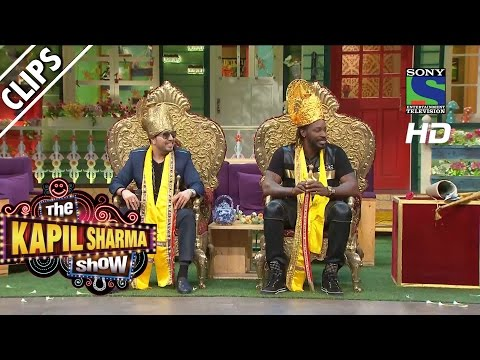 Gayle-and-Mika-choose-their-brides-The-Kapil-Sharma-Show--Episode-11--28th-May-2016