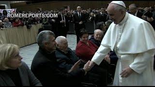 Papa Franjo žrtvama potresa u Italiji: ''Sanjajte ponovno iako postoje ožiljci.''