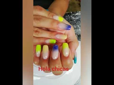 Uñas acrilicas - Diseños uñas acrílicas/ 2019