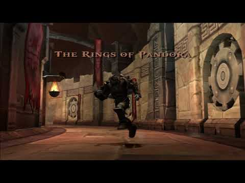 """God Of War - """" Pandors's Temple + Rings of Pandora + Challenge of Atlas Spartan Difficulty """""""