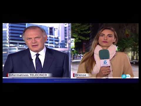 ¡¡Ultima hora!! Galicia | Primer detenido en Os Blancos (Ourense) por los incendios (18-10-2017)
