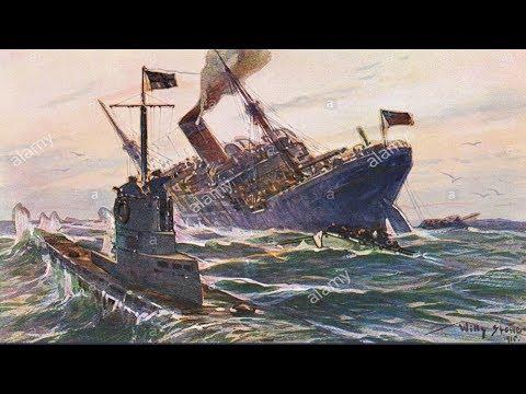 "Mis videos: ""Guerra Submarina (1917-1918): Segunda ofensiva submarina alemana""."