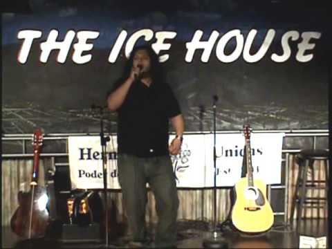 Felipe Esparza at Cinco de Mayo Palenque Comedy Show