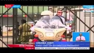 Obama talks about the incredible gifts of Kenyans