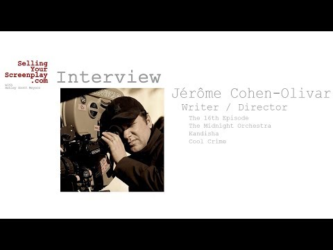 SYS 286: Writer/Director Jérôme Cohen-Olivar Talks About His New Horror Feature, The 16th Episode