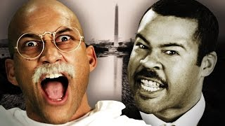 ERB - Gandhi vs Martin Luther King Jr | Türkçe Altyazı (CC)