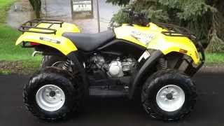 2. 2007 Canam 200 Rally