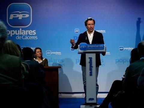 Floriano: Ningún partido ha legislado en favor de los deudores hipotecarios como lo está haciendo el PP