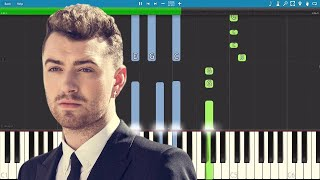 Sam Smith - Pray - Piano Tutorial - How To Play Pray