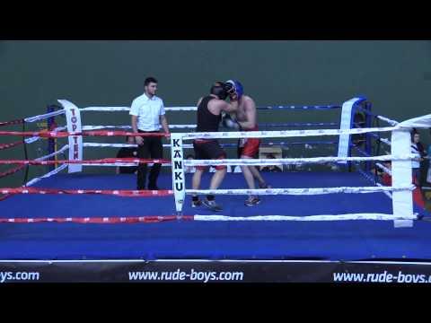 Invictus Boxeo Combate 1 (asalto 2)