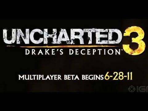 preview-Uncharted 3: Drake\'s Deception - Hunters Mode Video (IGN)