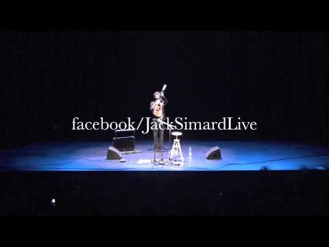 Jack Simard: Nouvel Album LIVE