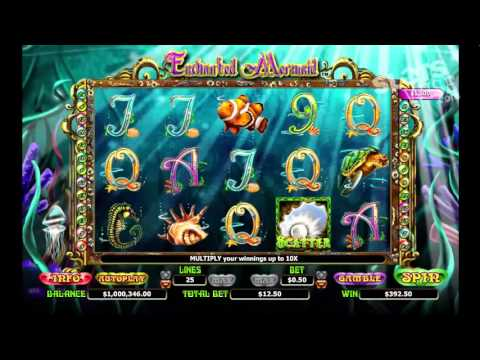 Enchanted Mermaid Slots Game