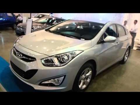 2014 Hyundai i40 2014 al 2015 video review Caracteristicas versión Colombia
